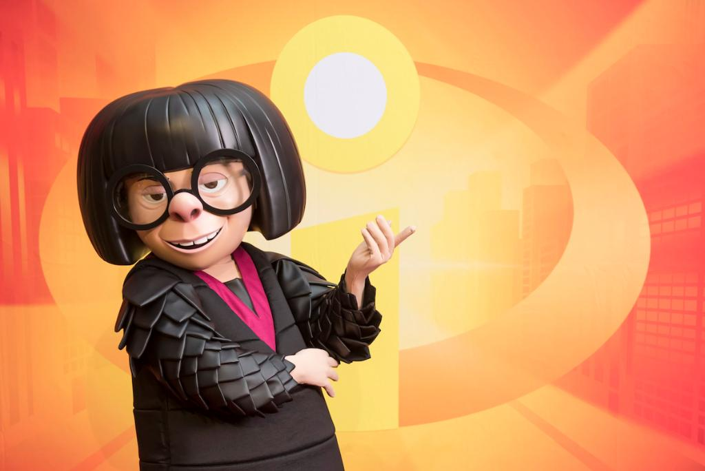 Meet Edna Mode at the @DisneyParks This Summer But Try Not to Wear a Cape (@OhMyDisney): https://t.co/ILhyRj4veQ