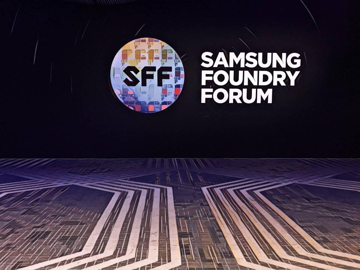 samsungfoundry hashtag on Twitter