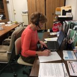 TAAAC'S GO Team phone banks for TAAAC/MSEA endorsed candidates. #annearundelpromise