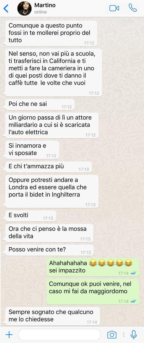 Italian chat online
