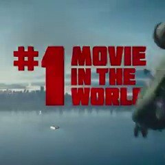 #Deadpool2 is the #1 Movie in the World. Get your tickets at https://t.co/DwPfdB3ozz https://t.co/jTSulwpH82