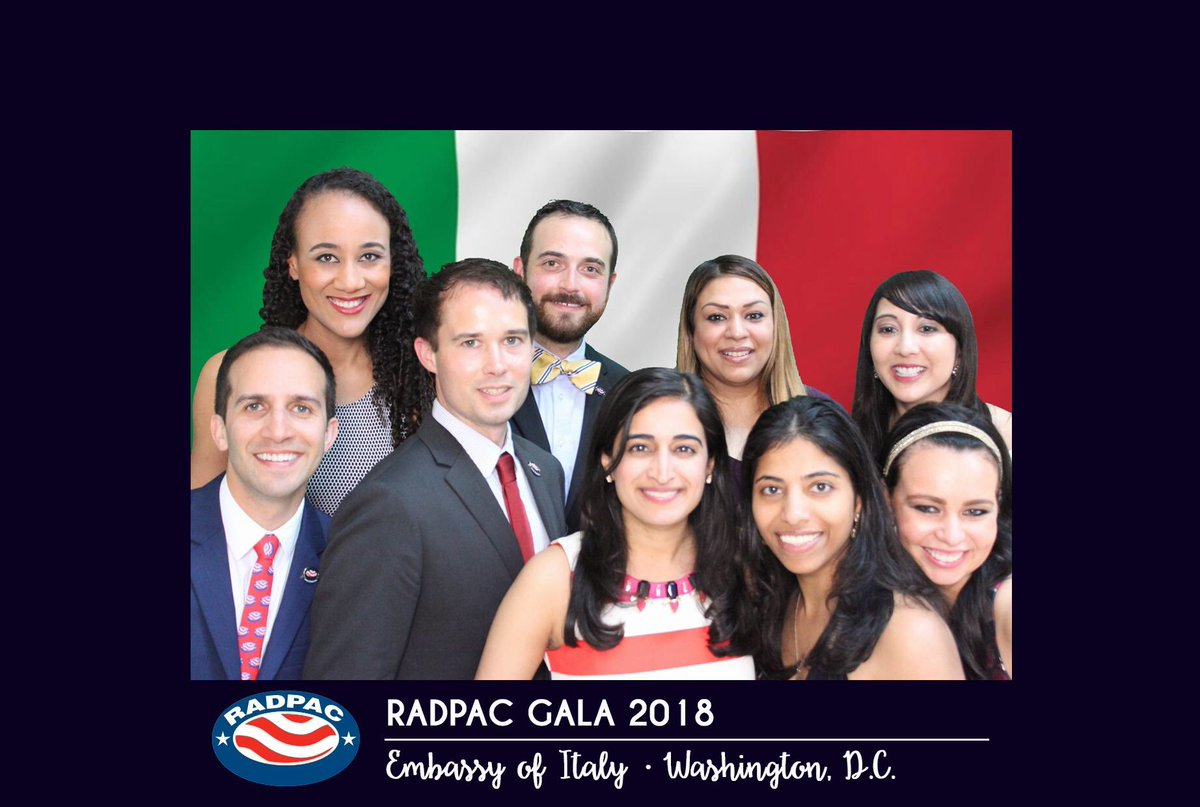 acr yps on twitter great groups of yps radleaders at the radpac