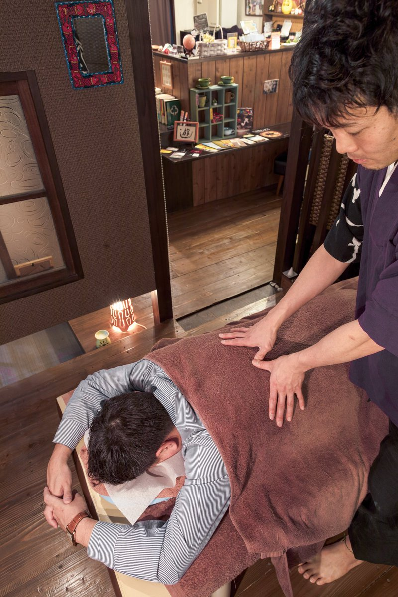 Japan Massage Service