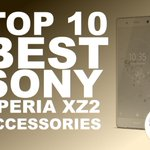 Top 10 Best Sony Xperia XZ2 Accessories – May 2018 https://t.co/4QgGkGhcMy