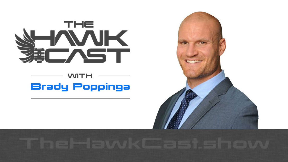 EP142: @BradyPoppinga back for a 3rd time w/predictions for this upcoming #NFL Season - goo.gl/AuYpWn #HawkCast