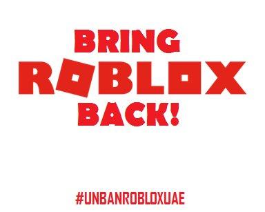unbanrobloxuae hashtag on Twitter