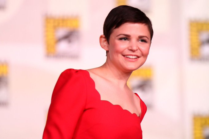 Special happy birthday to Ginnifer Goodwin! Great actress, and of course the voice of Judy Hopps herself! :D