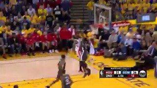 �� JAMES. HARDEN. HAMMER. ��  #Rockets #NBAPlayoffs https://t.co/EQJYxU9UMY