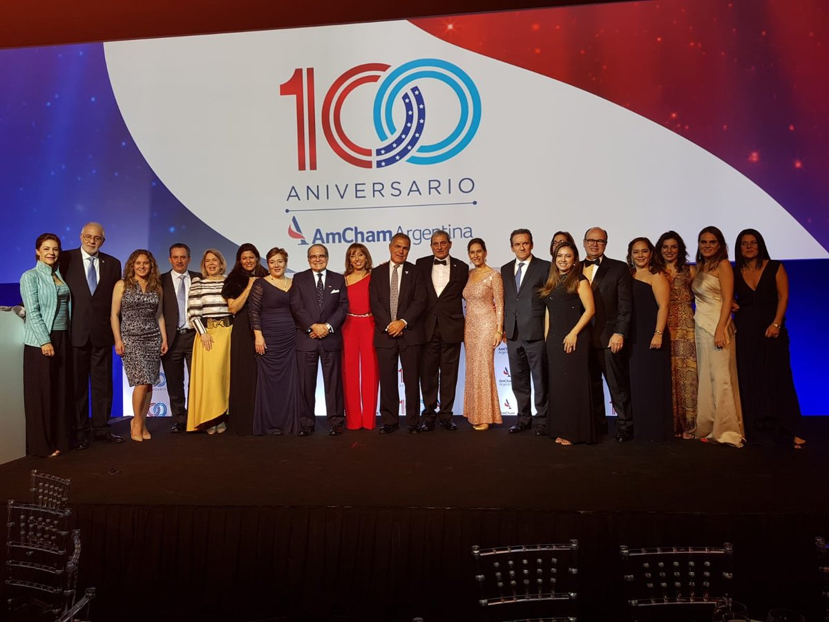 test Twitter Media - #AACCLA congratulates @AmChamArgentina on their 100 anniversary and looks forward to celebrating many more! #100AñosAmCham https://t.co/juHvSM2VRm