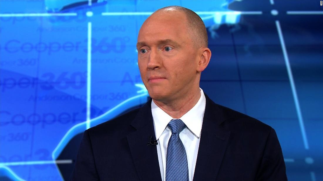 "Carter Page says he ""never found anything unusual"" in conversations with FBI source https://t.co/44xZkBHZ5D https://t.co/00KCDAI8U8"