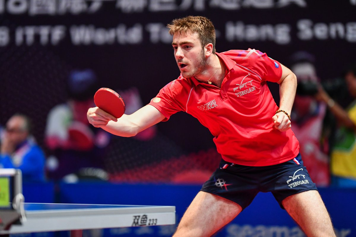 Hit into day 2 qualifications action at #ITTFWorldTour #2018HKGOpen 📺 Watch live on tv.ITTF.com