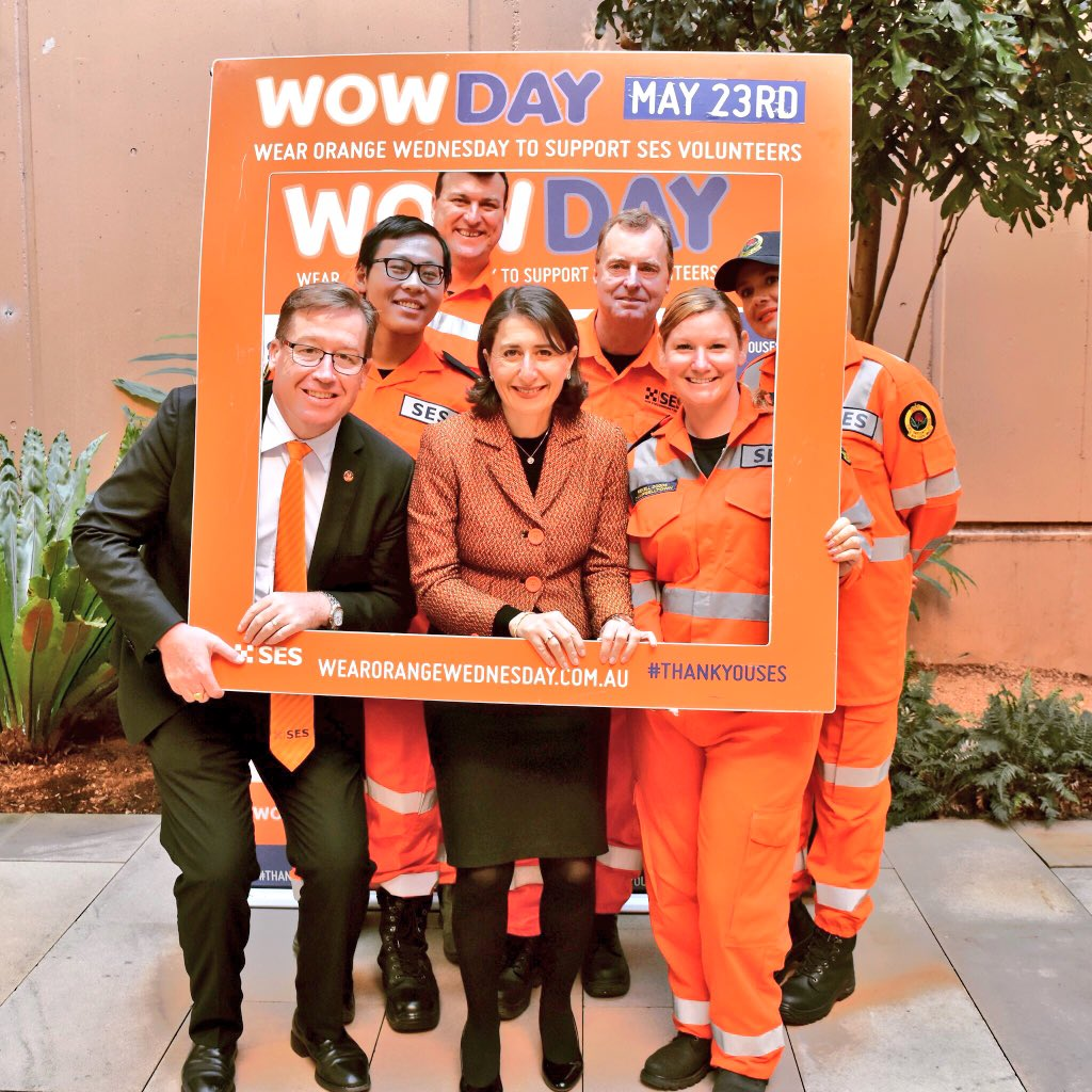 Happy National Volunteers Week, a wonderful opportunity to say a huge thank you to all of our amazing volunteers across NSW. We appreciate you so much! #NationalVolunteerWeek #ThankyouSES<br>http://pic.twitter.com/RqWspbP8lP