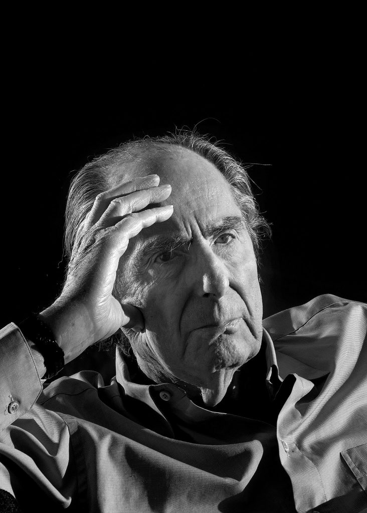 American Novelist Philip Roth Dies At 85 by Rachel Manwill for Book Riot