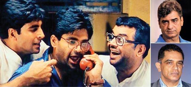 Replying to @MumbaiMirror: Akshay Kumar, Suniel Shetty, Paresh Rawal reunite for #HeraPheri3. Read: