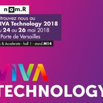 Image for the Tweet beginning: #Vivatech, c'est demain ! @namr_france