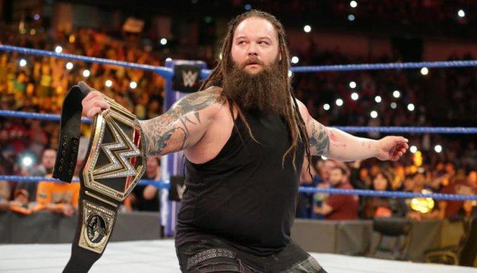 happy 31st birthday to Bray Wyatt!