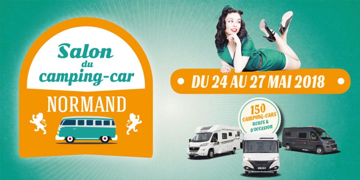Le #salon du #Campingcar #Normand ouvre ses portes demain au #ParcExpoCaen ! 🚐🏕️ Téléchargez ici vos invitations gratuites : https://t.co/4A5EabZB49 https://t.co/j2b8snA0dH