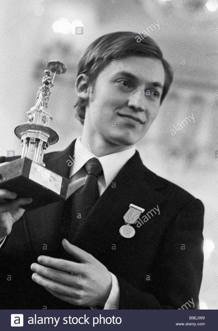 Happy birthday Mr Anatoly Karpov