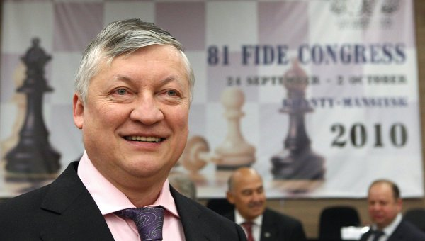 Soviet-Russian Chess Grandmaster, 12th World Chess Champion (1975-85), one of the greatest chess players of XXth century Anatoly Karpov turns 67 today! Many happy returns of the day Anatoly Yevgenyevich! <br>http://pic.twitter.com/YgQ9vxN52R