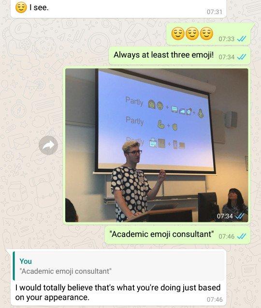 #academicemoji 'academic emoji consultant' https://t.co/toTgpGXTDM