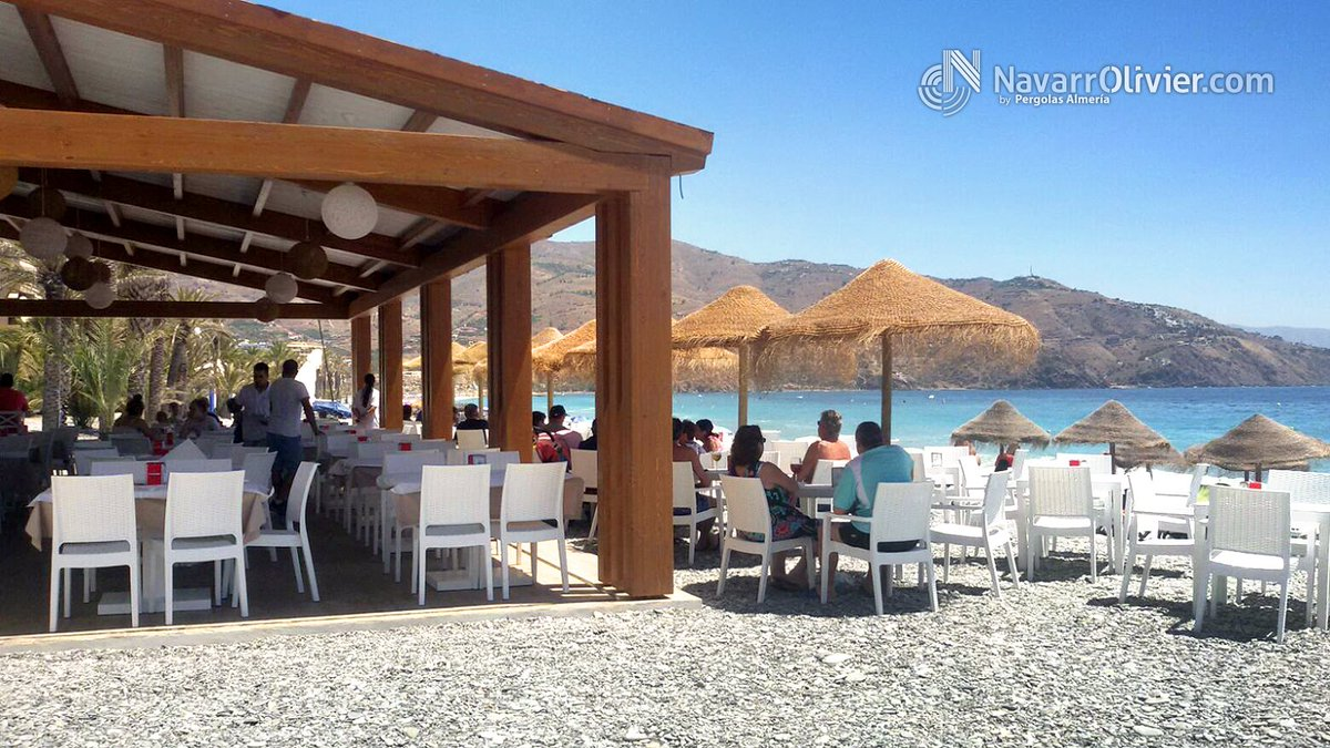 Navarrolivier A Twitter Cubierta Para Restaurante En