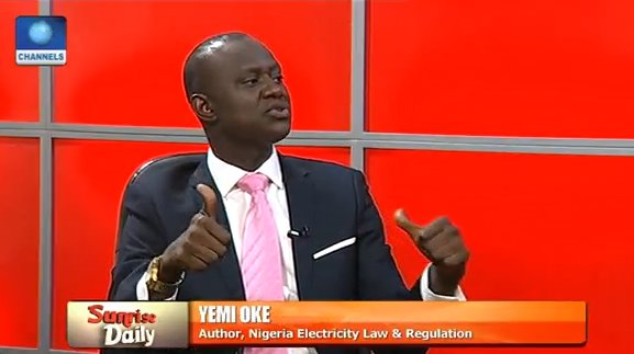 Lol, My oga on @channelstv was thinking Buhari was talking of $16B  based on what he wrote on &quot;from power to power&quot;......Laal  Jonathan sold assets called &quot;privatization&quot; to himself, Obasanjo and Abdulsalam Abubakar...Then retained the LIABILITY to the Govt to pay DEBTS.....FRAUD <br>http://pic.twitter.com/UHZ8xr3Nks