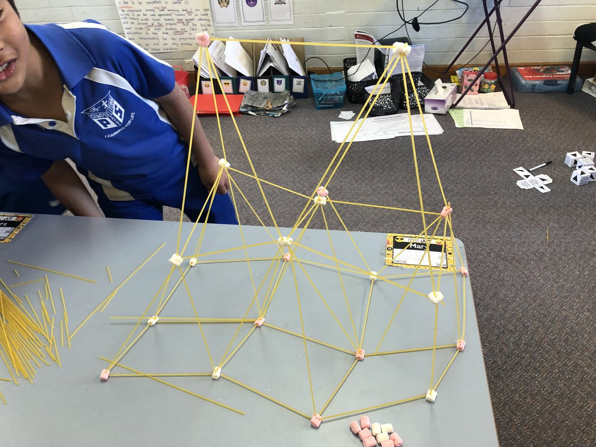 Mel Hawkins On Twitter Another Delicious Stem Challenge For 5 6h Who Can Build The Tallest Tower Using Only Spaghetti And Mini Marshmallows Cook Janene Campbelltowneps Https T Co S4g4cr2bwl