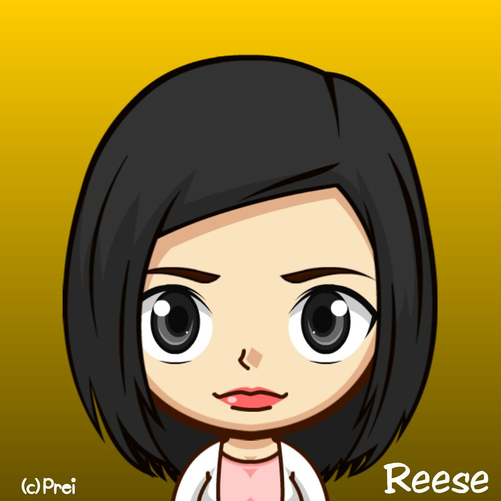 Reese Lansangan @reeseypeasy Chibi version App used: Super