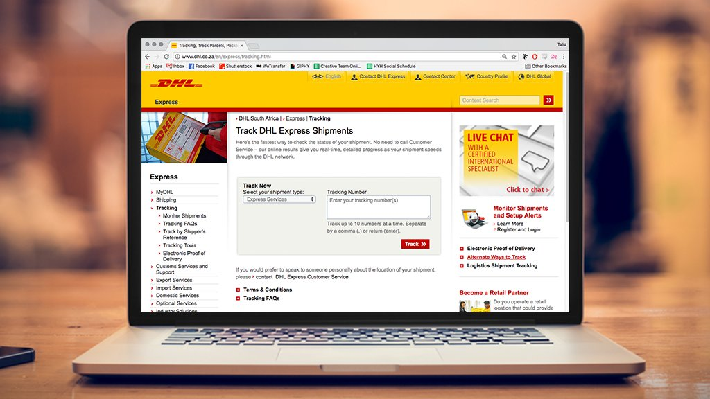 Dhl Tracking Call Center