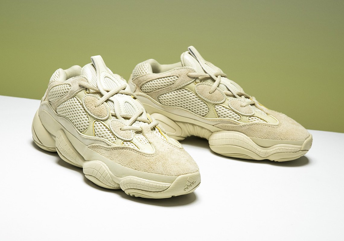 90245d5dbefa3 kanyes yeezy desert rat 500 super moon yellow has its own release date now