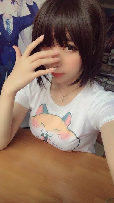 コスプレイヤー鹿野希のTwitter自撮りエロ画像100