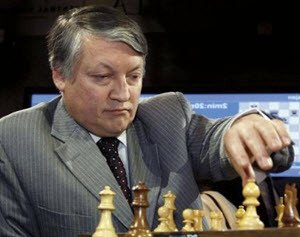 Happy Birthday, good health and many more fruitful years, Anatoly Karpov, the 12 World Chess Champion!