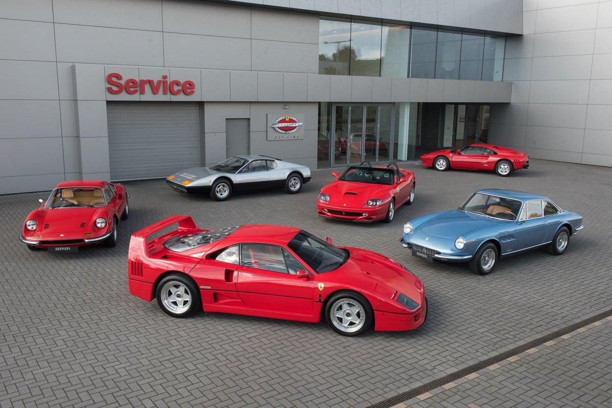Used Cars Ni Ltd On Twitter Ferrari Belfast Authorised As Classic