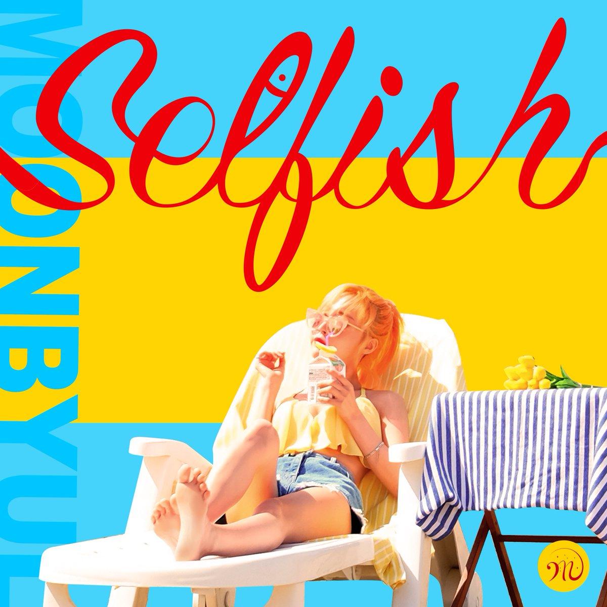 Download Moon Byul (MAMAMOO) - SELFISH (Feat. Seulgi of Red Velvet) Mp3
