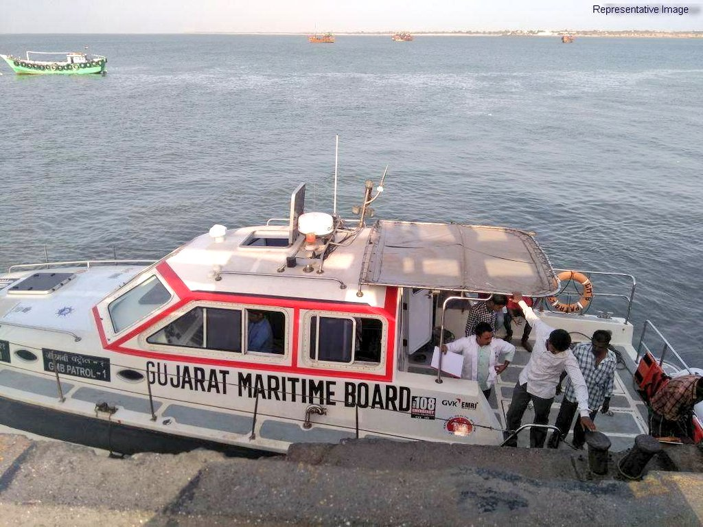 Gujarat government launches two '108' boat ambulances