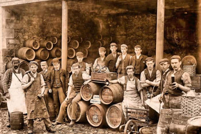 Cheers! Raise a glass to #Alnwick Brewery. https://t.co/HH3h2q9E8Y https://t.co/TFak3oMMqF