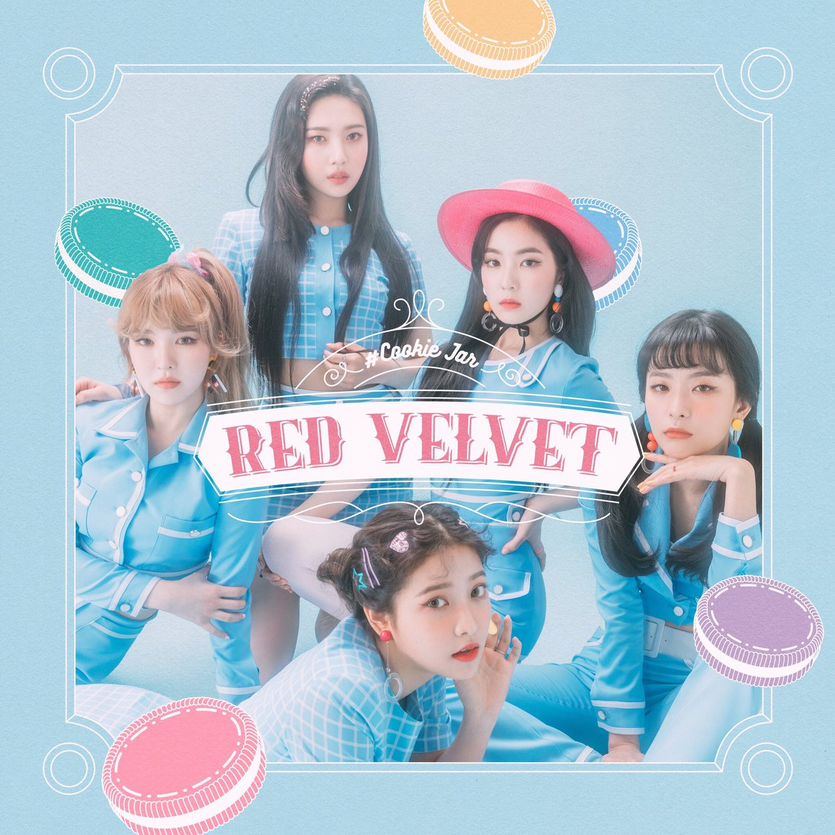 Gominie On Twitter Msia Go Red Velvet An 1st Mini Al Cookiejar Batch Deadline 30 May 2nd 20 June More Details