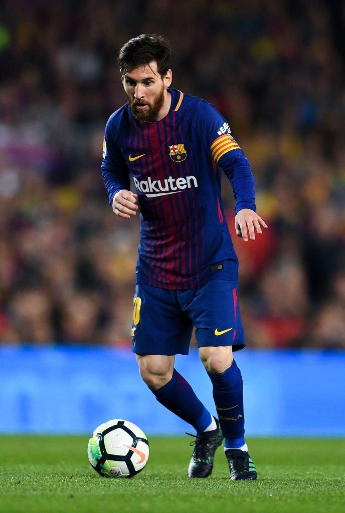 WhoScored.com's photo on Messi