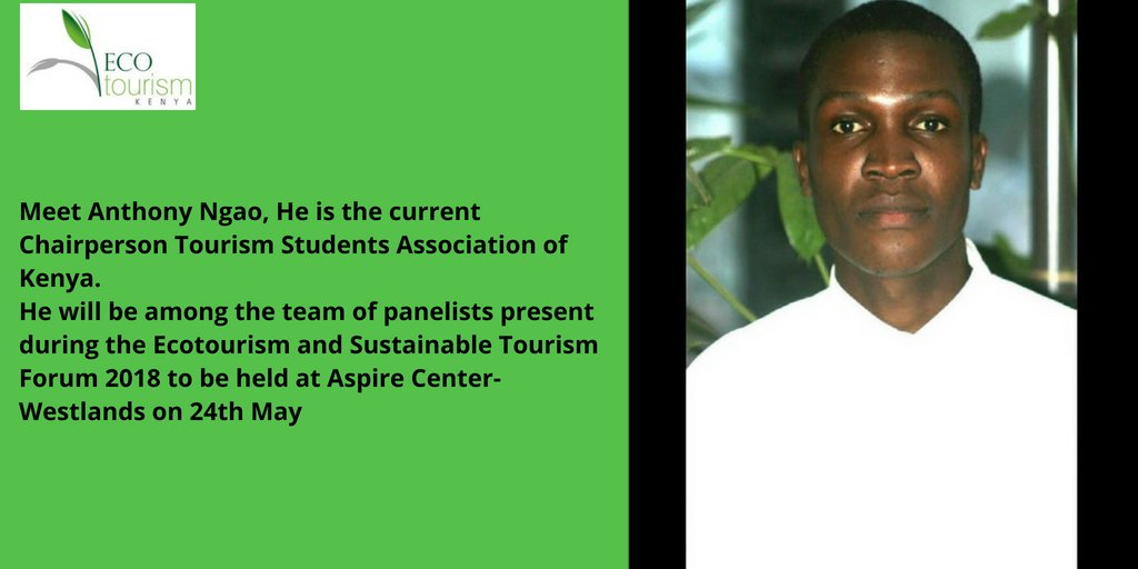 Everybody has the ability to be creative: but how do we harness inspiration and unleash the creative spirit within? Join me tomorrow and @tsak254 members to @ecotourismkenya event ECOTOURISM AND SUSTAINABLE TOURISM FORUM as we engage with stakeholders. @NanaGecaga @KTF_Kenya<br>http://pic.twitter.com/OrL3ghtf3X