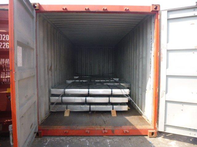 Galvanized Steel Sheet,Loading pictures Skype:jina1201 Email: tina@qdhcsteel.com WhatsApp: 0086-15053230960 Web:http://www.qdhcsteel.com/www.hciron.cn