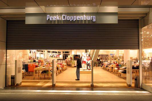 4e0b84a391fae6 Das Bekleidungsunternehmen  PeekCloppenburg hat in einer Modewerbung  offenbar mit dem NS-Spruch »Jedem das Seine« geworben. ...
