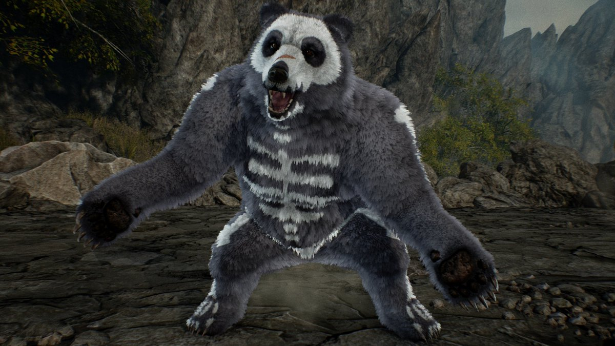 Tekken On Twitter Paul Kuma Panda And King Are Going All Out Tekken7