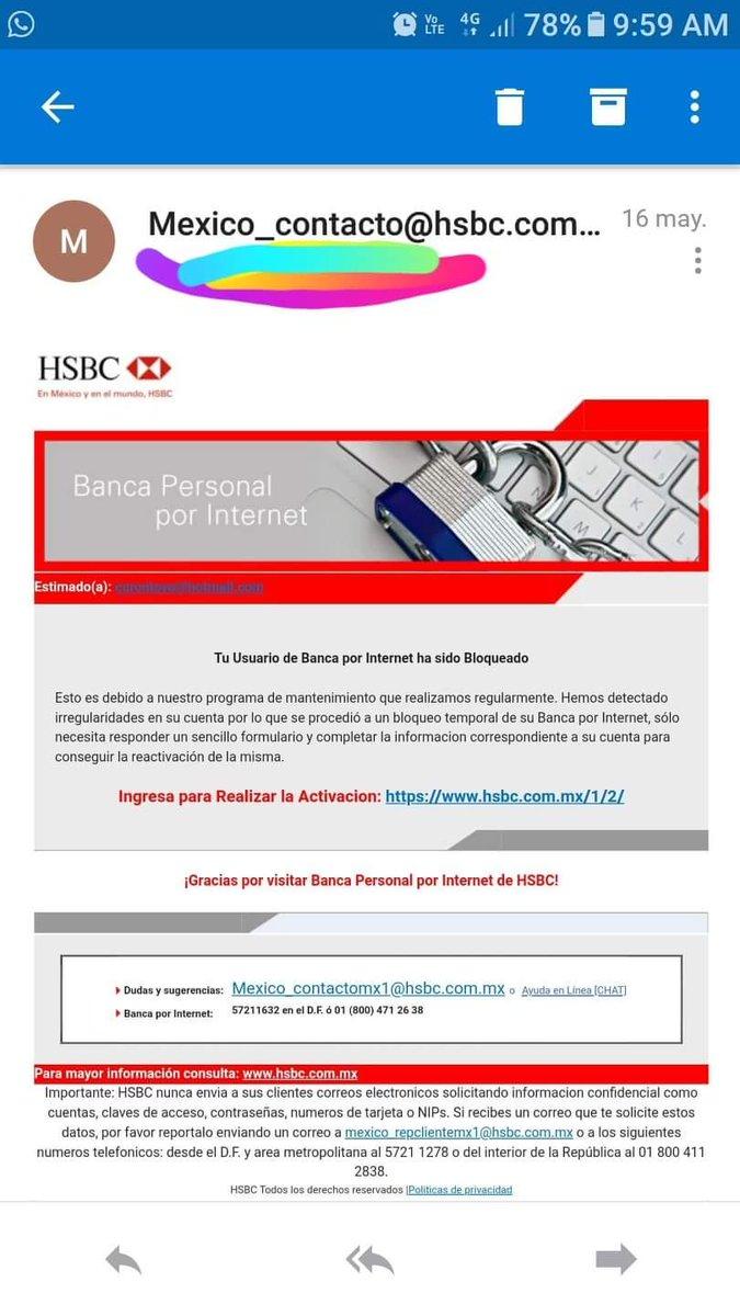 Hsbc México On Twitter Hola Omar Agradecemos Tu Comentario Esta