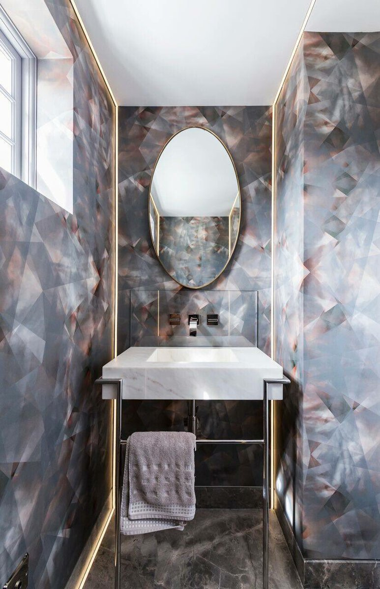 . SHH Architects on Twitter   Washroom design from our Harley Street