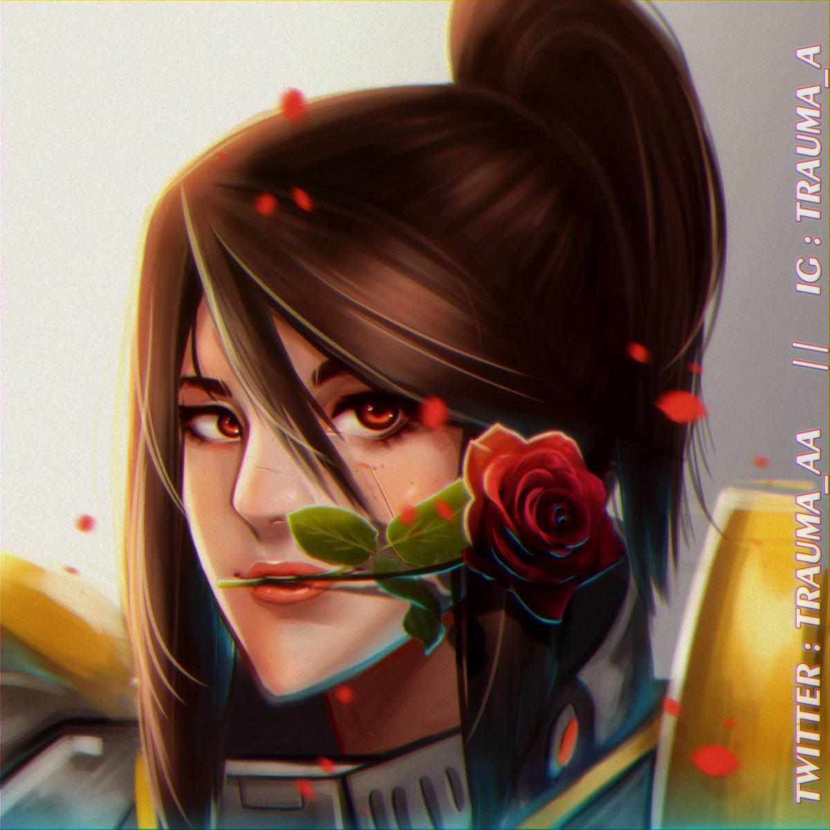 &quot;You were expecting Fernando ?&quot; &quot;But it was me, FERNANDA!&quot;  @PaladinsGame @HiRezAlyssa @HirezChris @Pixiekittie_ #paladins #paladinsgame #paladins @RayndayGaming   [Updated : added rose &amp; small quality tweak]<br>http://pic.twitter.com/U0cyXkvEUu
