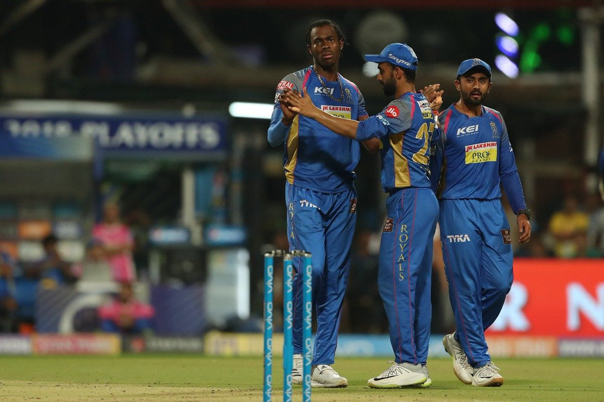 Dd48pesVAAAjxSD - Five Talking Points of the IPL Eliminator Between Kolkata Knight Riders and Rajasthan Royals