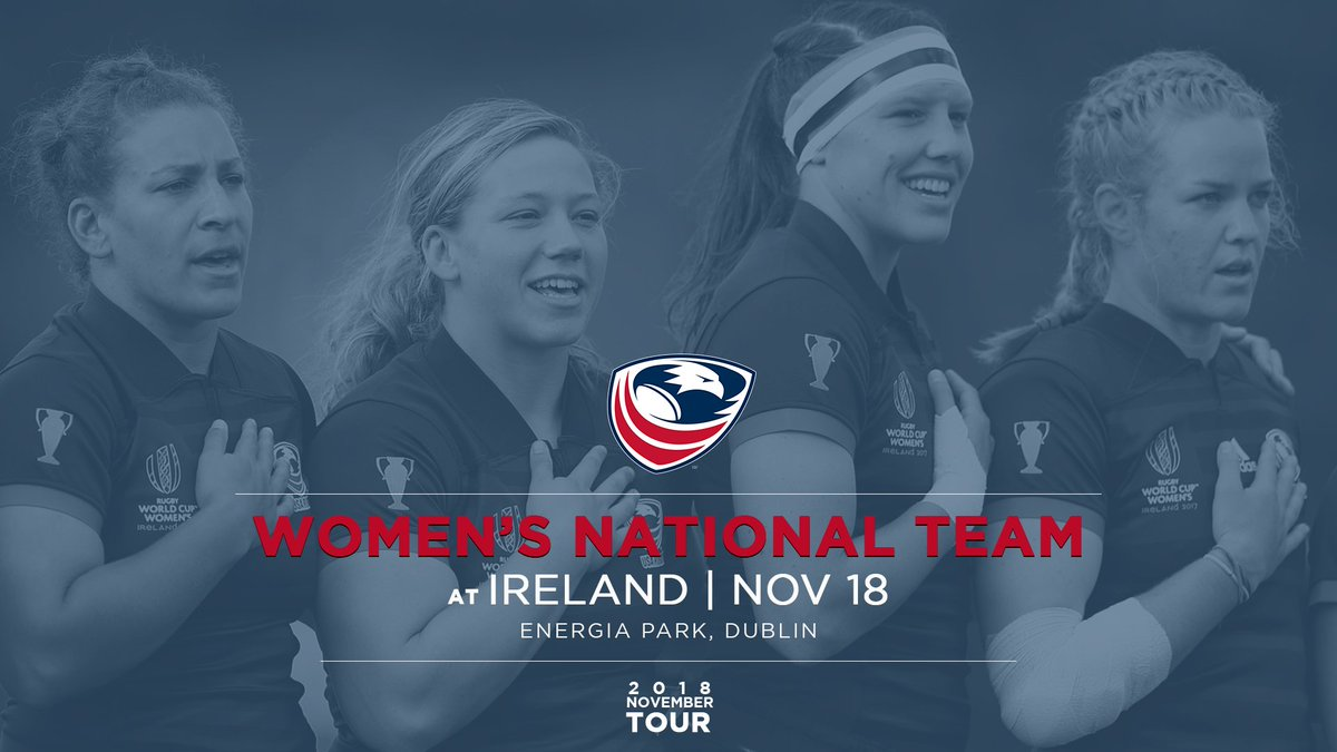 Usa Rugby On Twitter Breaking Women S Eagles Will Play