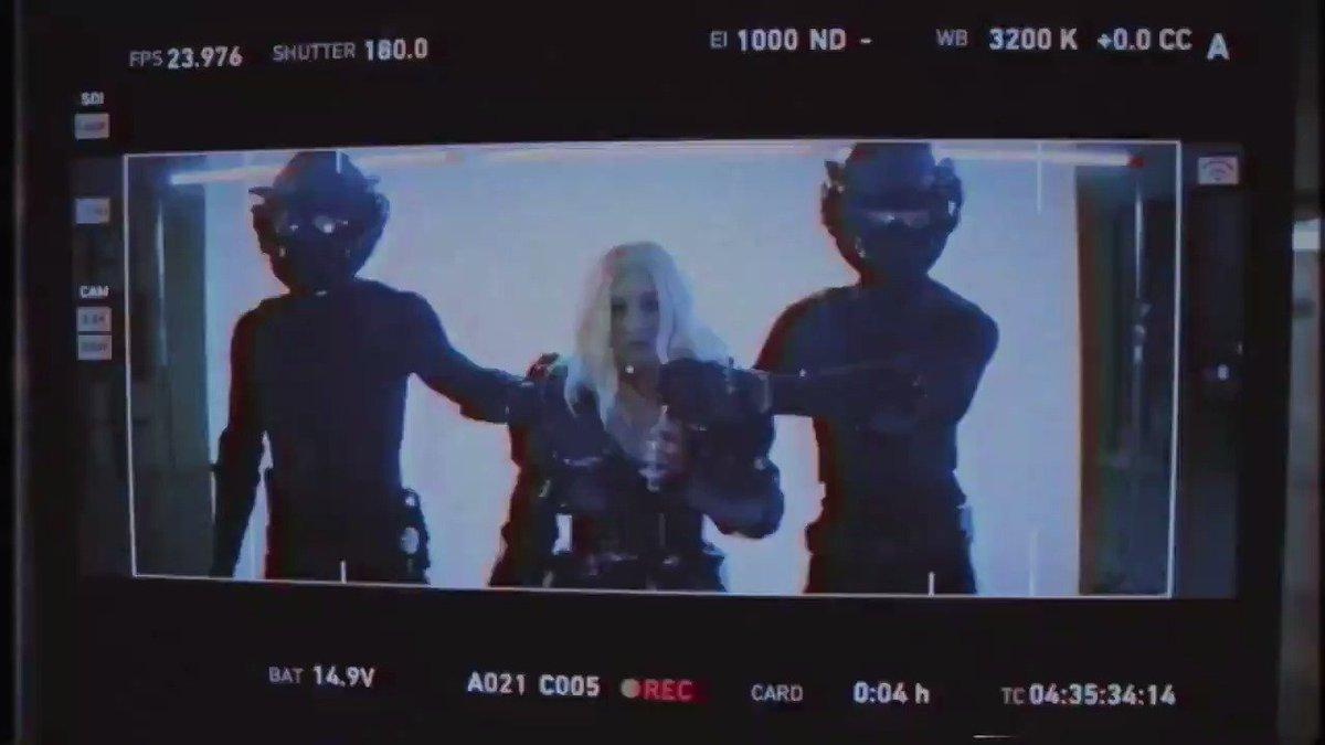 Christina Aguilera's photo on #FallInLine