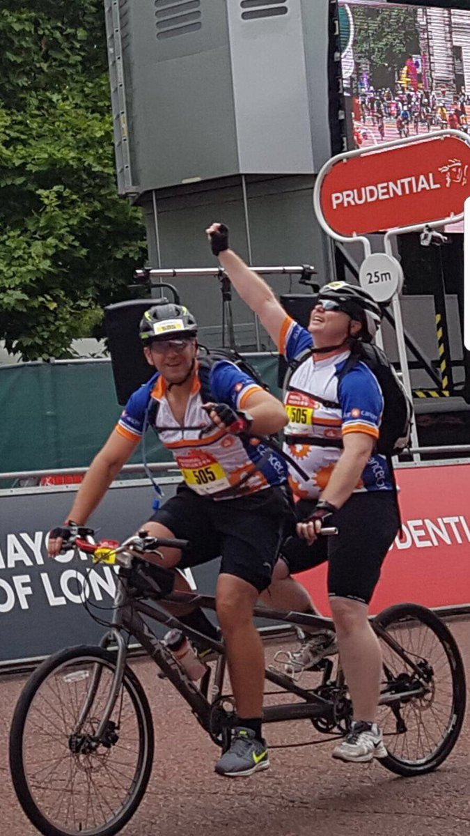 Registrations close on Friday to take part in this year&#39;s iconic @RideLondon Pls do contact us if you would like to take part in support of our charity - info@bike4cancer.org #ride100 #cycling #UKCycleChat #creatingmemories <br>http://pic.twitter.com/UR4wxA4GwK