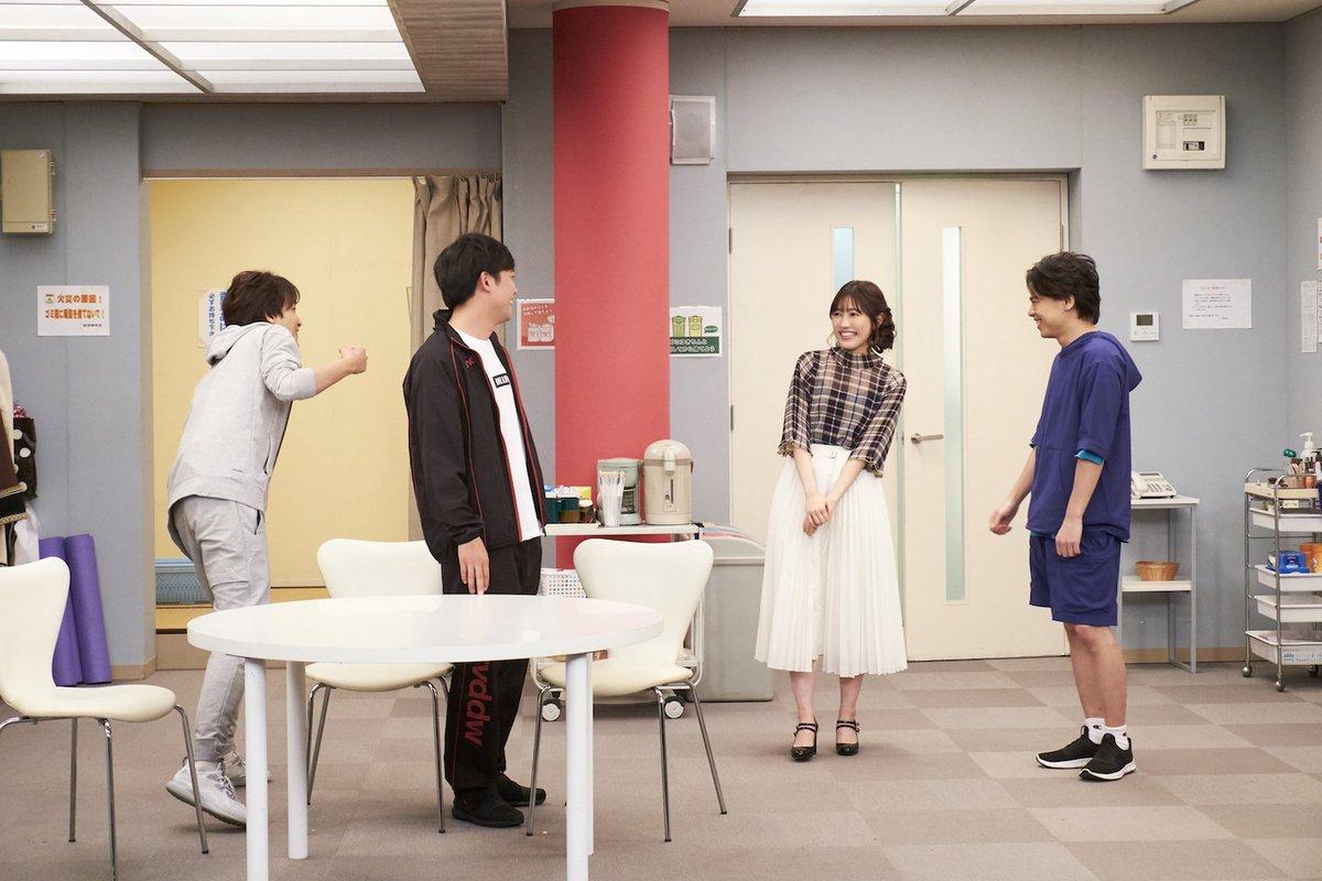 【今週末初回放送】 グリブラ 第14話コントは 渡辺麻友 さんが楽屋にやってきて、また歌唱合戦!?と
